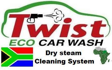 Twist Eco Car Wash Logo